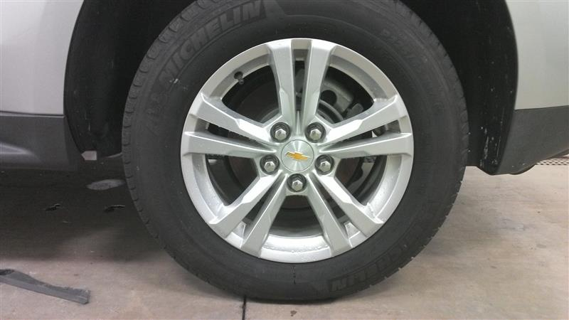 2015 EQUINOX Wheel opt RSB