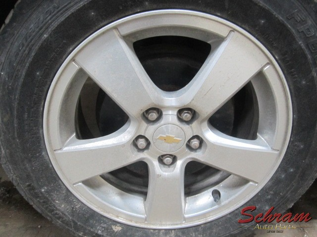 2011 CRUZE Wheel (5 single spoke, opt WR6)