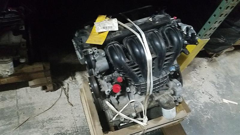 2013 FUSION Engine Assembly VIN 7 (8th digit)