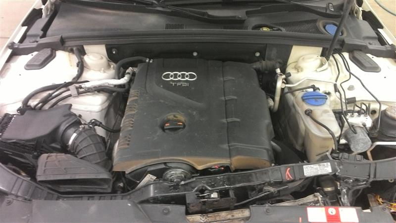2010 A4 AUDI Engine Assembly