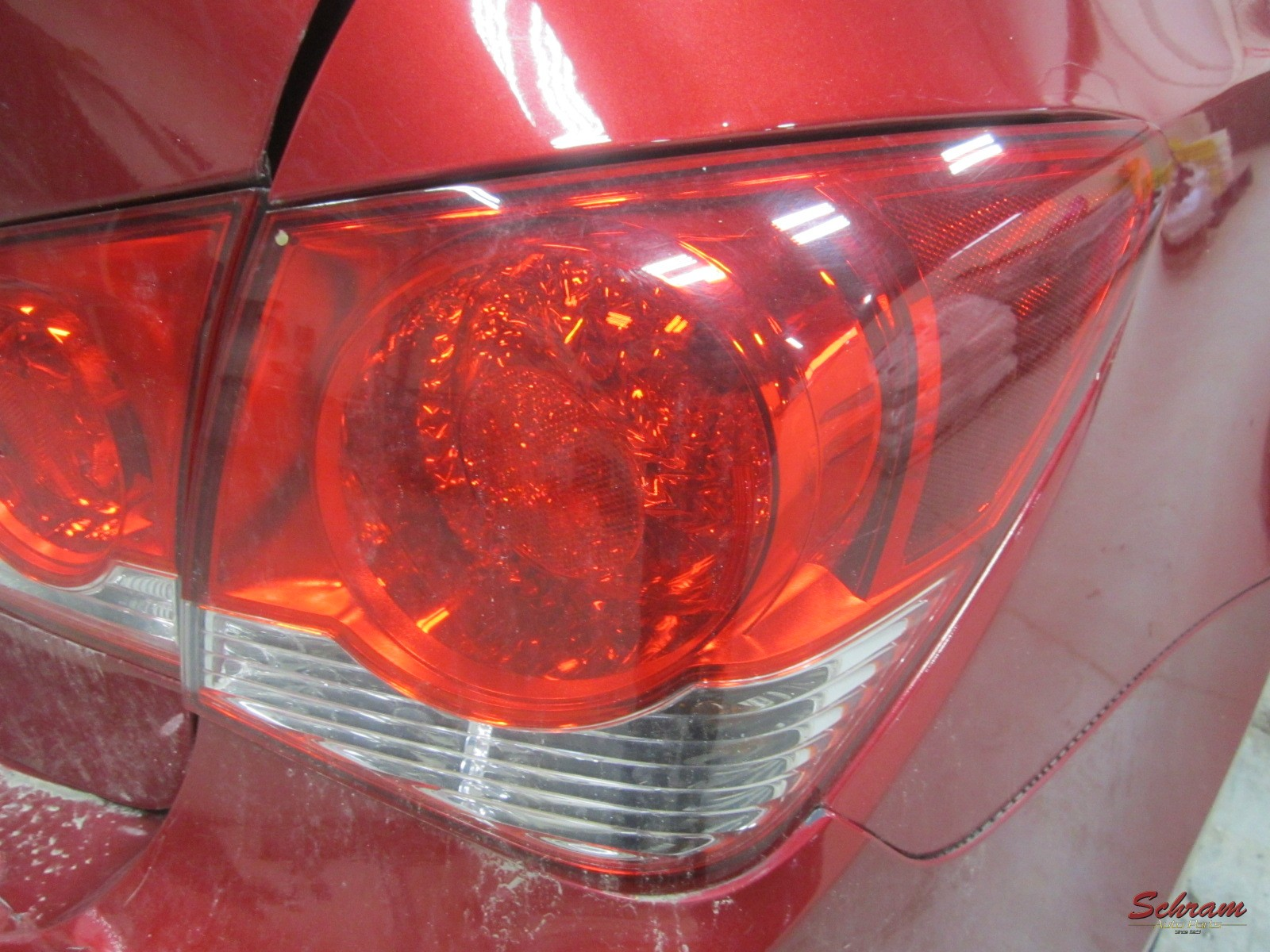 2011 CRUZE Tail Lamp R.