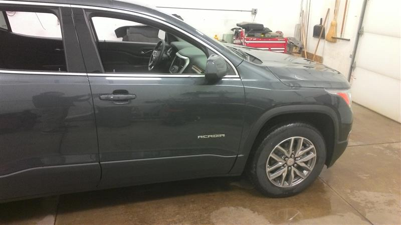 2019 Acadia Door Assembly, Front