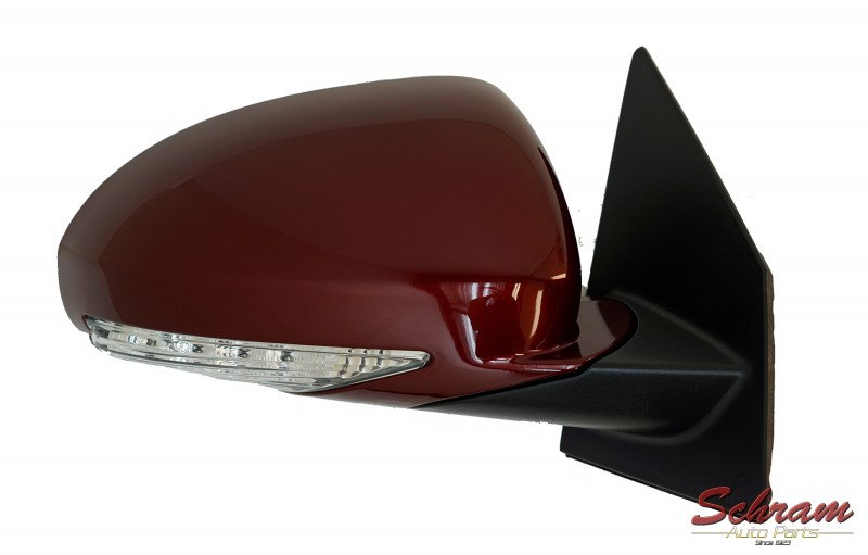 2008 ENCLAVE Side View Mirror R.