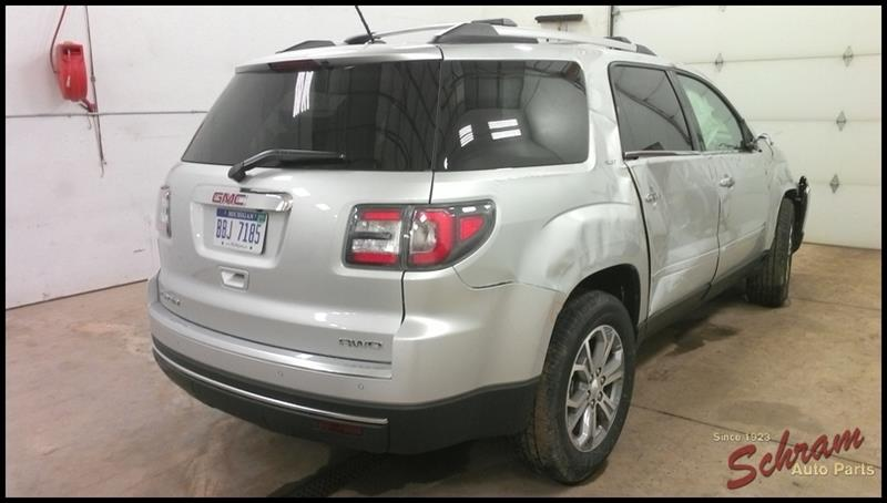 2015 GMC Acadia Spindle Knuckle, Front