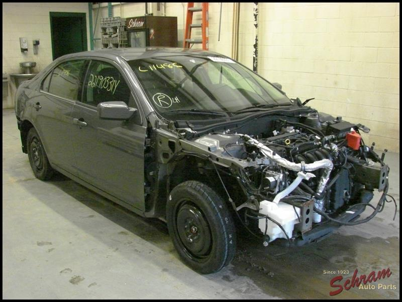2010 Ford Fusion ABS Module