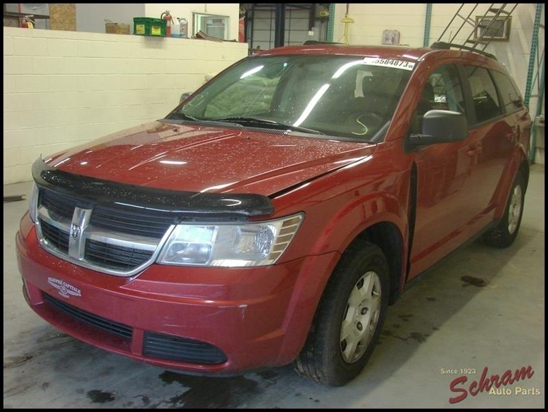 2010 Dodge Journey Electronic Chassi Control Module