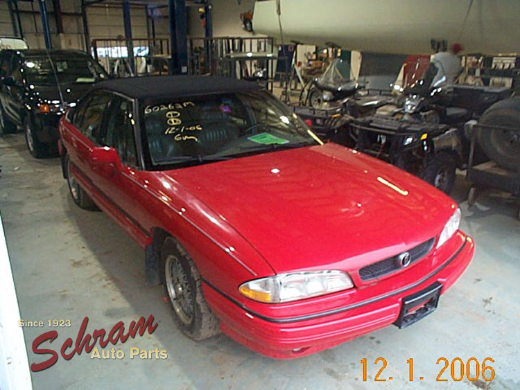 1995 pontiac bonneville parts